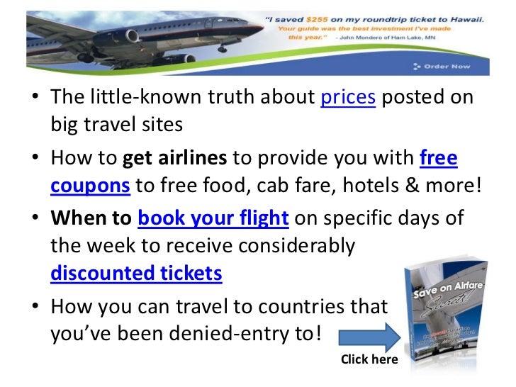 Cheap Airfare Military Discount
