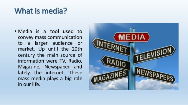 impact of mass media on youth pdf