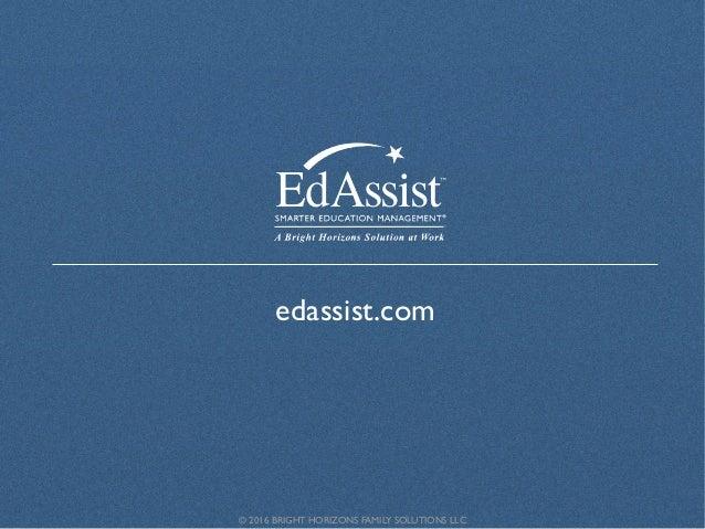 Beyond Reimbursement: Education Assistance as a Talent