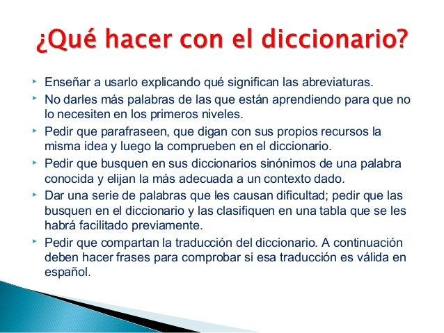 1. materiales estrategias y recursos. vocabulario 2