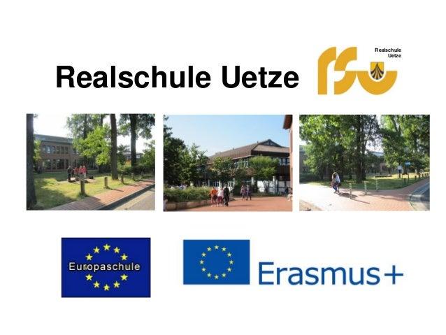 Realschule Uetze Realschule Uetze