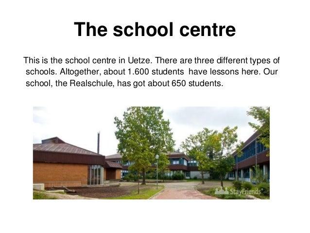 1. Realschule Uetze Germany Slide 3