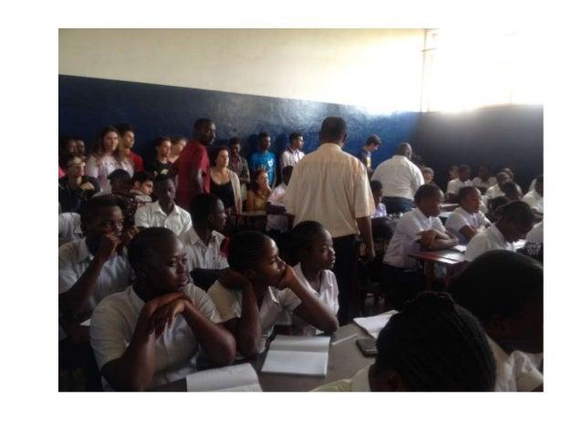 Διδακτική επίσκεψη στο σχολικό συγκρότημα Kiwele
