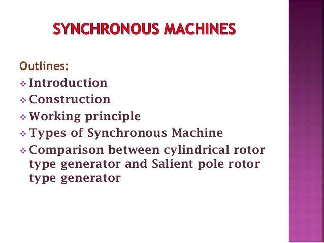 synchronos machines Slide 2