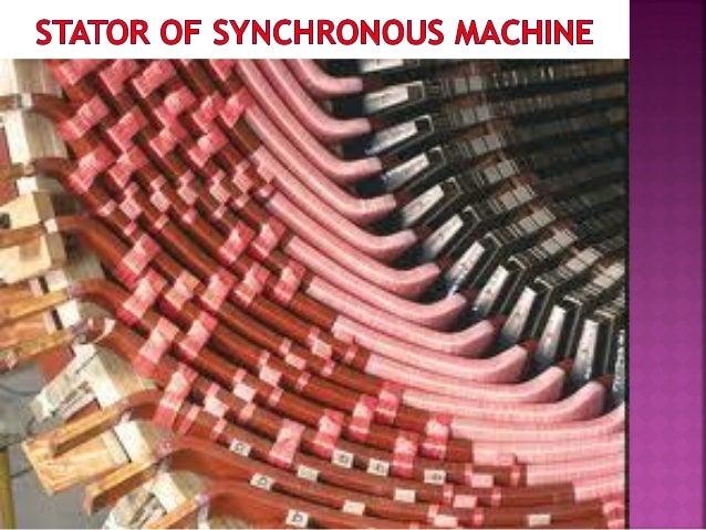 synchronos machines