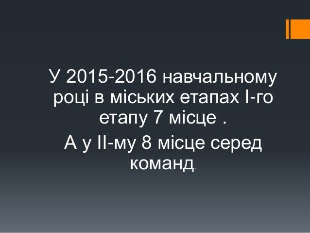 """Рій """"ВІДВАЖНІ"""", ЗОШ №1"""