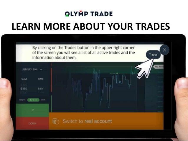 Tricks to trade binary options