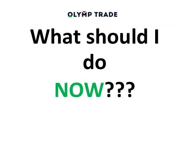 Olymp trade binary options
