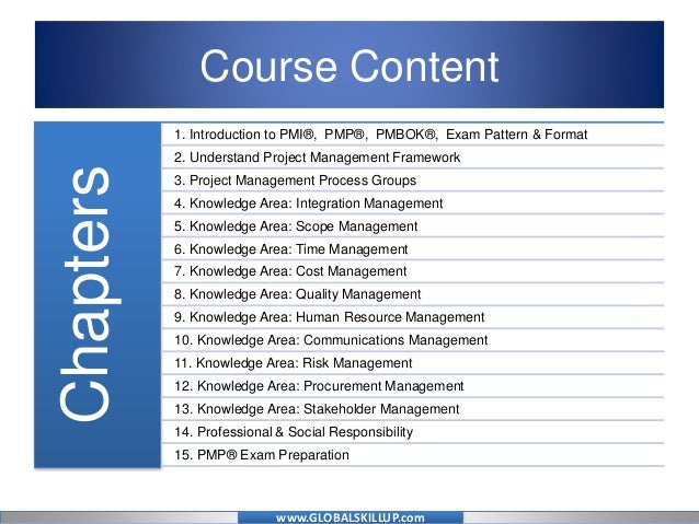 Online PMP Training Material for PMP Exam - Introduction to Project M…