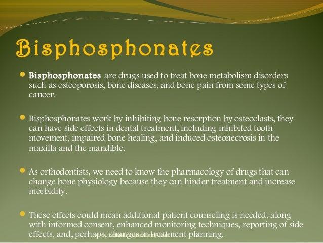 Bisphosphonates And Orthodontics Clinical Implications