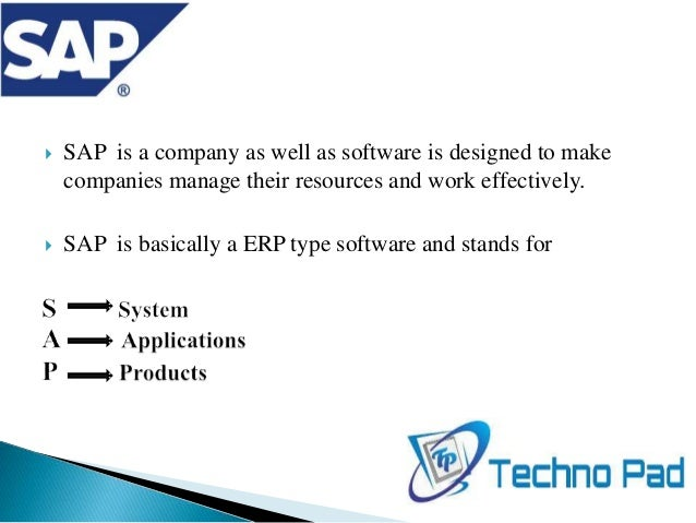 Sap erp history implementation details the companies providing 4 malvernweather Image collections