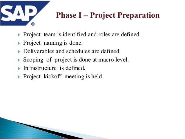SAP SD Project Training