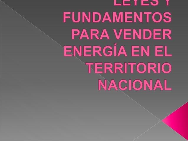  El mercado de energía actualmente ha entrado en un período donde se presencian cambios y estos afectan la manera en que ...