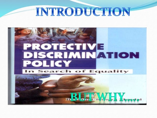 discrimination presentation Employment discrimination brochure in english | spanish the antidiscrimination and labor division's employment discrimination focus is to administer and enforce the utah antidiscrimination act of 1965, found at utah code annotated, title 34a chapter 5.