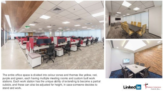 Linkedin Bangalore Office Case Study