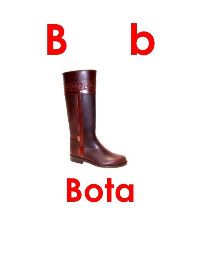 B b Bota