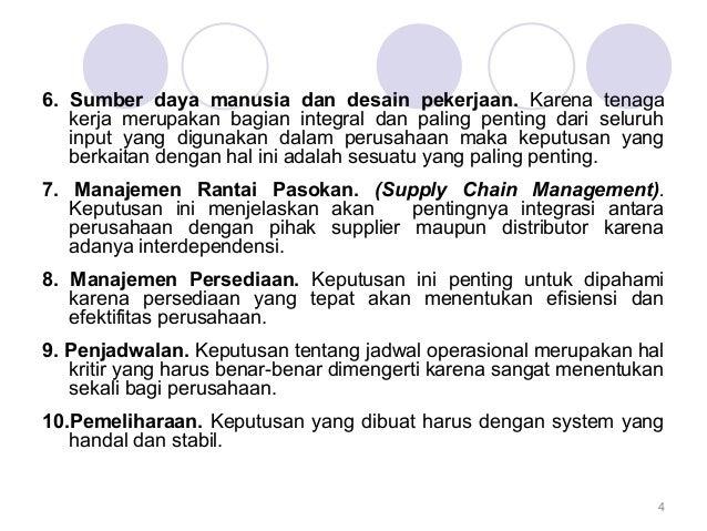 1.manajemen operasional