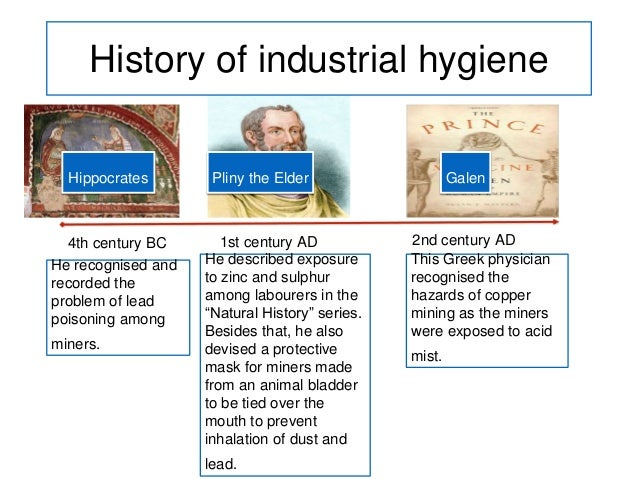 principles of occupational hygiene The social role of occupational hygiene occupational hygienists have been involved historically with changing (basic principles in occupational hygiene.