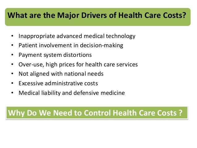 Cost Effective Technology of Medical Health Care in Medical Institutions Slide 3