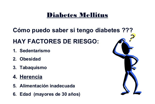 1. el enemigo silencioso vive con diabetes