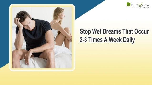 How to avoid wet dream