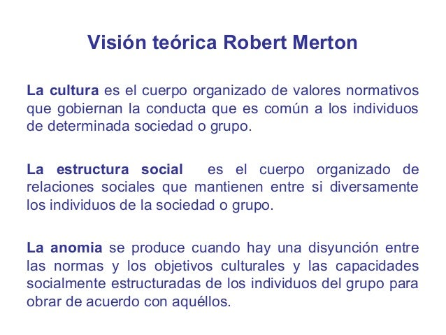 1 Estructural Funcionalismo