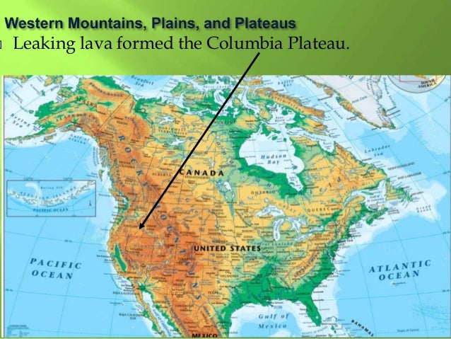 Geography north america the canadian shield descends to hudson bay sciox Images