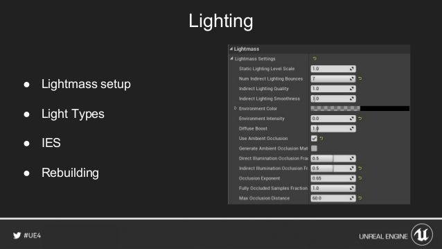 Intro to Unreal Engine 4