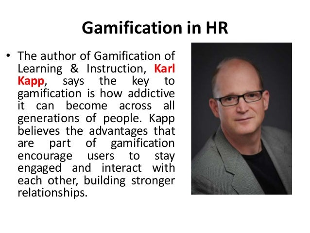 Gamification in HR - Manu Melwin Joy