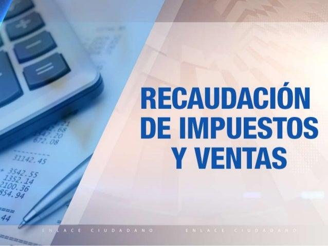RECAUDACIÓN IVA INTERNO