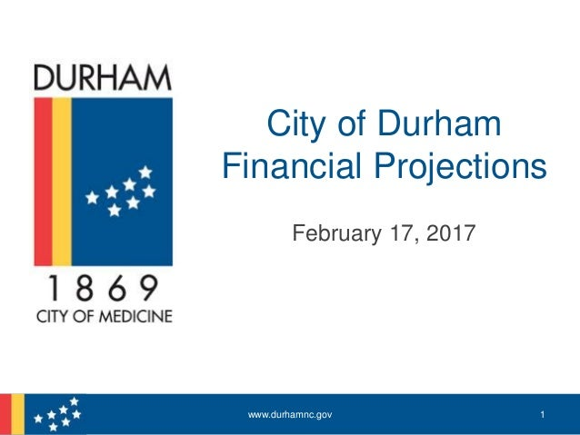 Financial Projections Budget Outlook