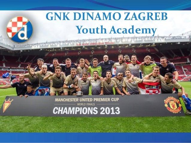 Gnk Dinamo Zagreb Youth Academy