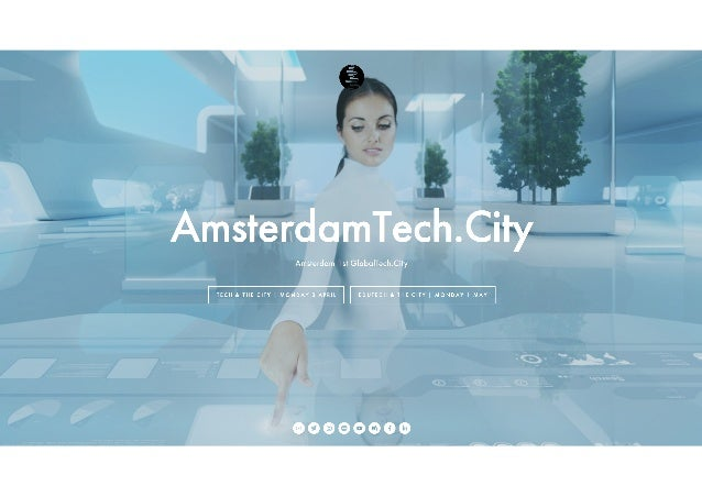 @GlobalTechCity #AmsTechCity @OBAmsterdam #EduTech
