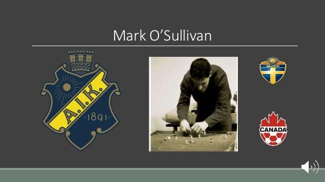 Mark O'Sullivan