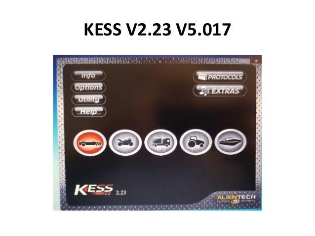 Where Buy Updated KESS V2 Master KESS V5 017 Online ?