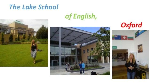 The Lake School of English, Oxford