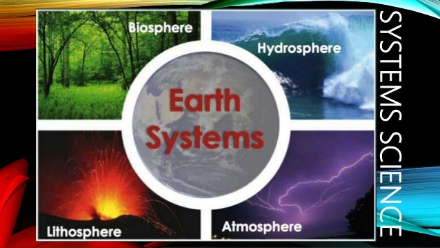 Earth Systems Science Notes