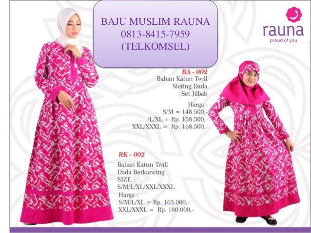 Model Baju Muslim Couple Ibu Dan Anak Perempuan 0813 8415 7959 Telkom