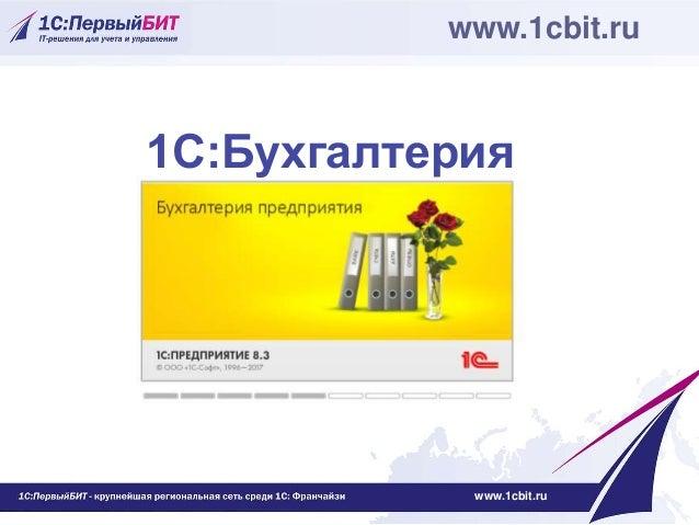 Первый бит 1с бухгалтерия 8 регистрация ип в самаре пошаговая инструкция