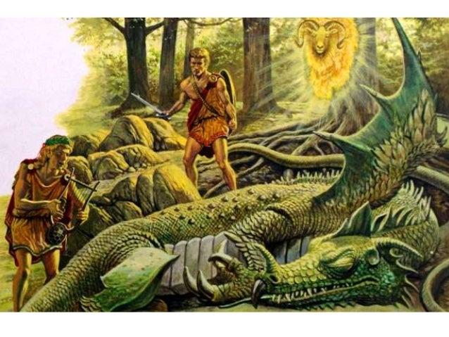 1. Ο Φρίξος, η Έλλη και το χρυσόμαλλο δέρας