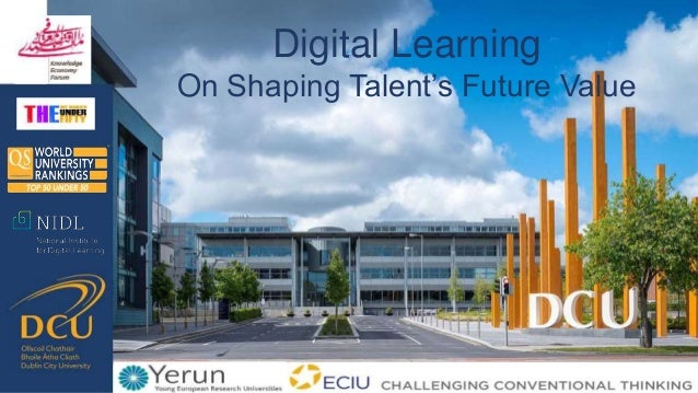 Digital Learning On Shaping Talent's Future Value