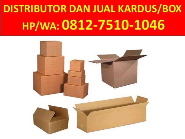 Hp Wa 0822 8418 6828 Tsel Jual Kardus Packing Batam