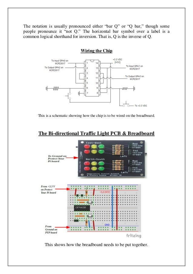 Raspberry Pi Traffic Light