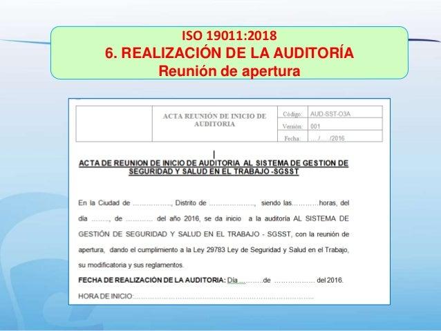 iso 19011 version 2018 pdf descargar gratis
