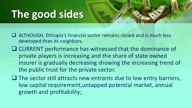 The Case for Insurance Sector Liberalization in Ethiopia