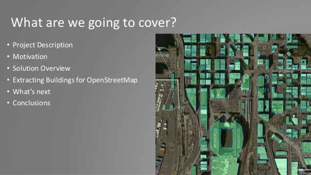 Harpster, J  - Open data on buildings with satellite imagery