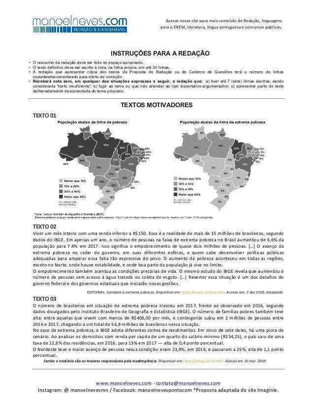 AcessenossositeparamaisconteúdodeRedação,linguagens paraoENEM,literatura,línguaportuguesaeconcursospúblic...