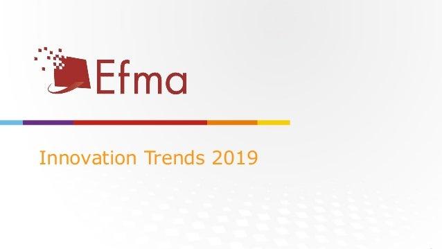 1 Innovation Trends 2019