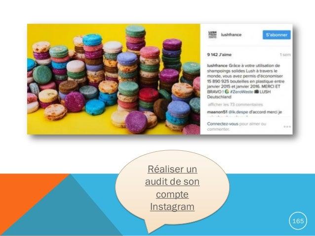 165 Réaliser un audit de son compte Instagram