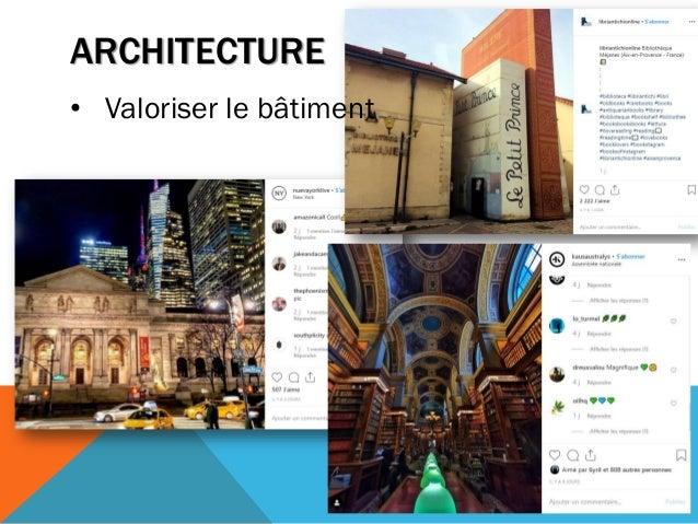ARCHITECTURE • Valoriser le bâtiment 174